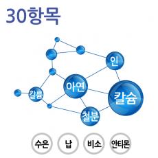 중금속/영양소 분석 [30항목]