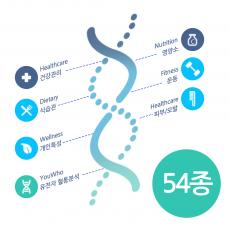 유전자분석 [54종+유전자혈통분석]