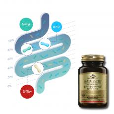 [비만균]장내세균분석+솔가종합비타민